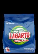 Ecopack Detergente Lagarto Oxígeno Activo 12 Dosis
