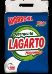 Detergente Lagarto Máquinas 125 Dosis