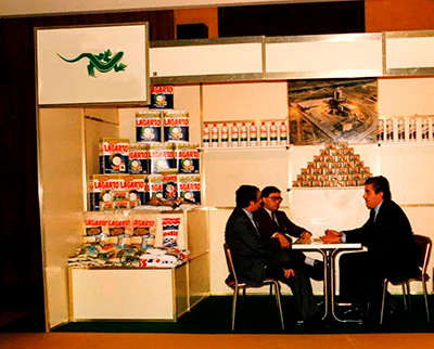 1980-Aprox---LAGARTO---Feria