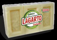 Jabón Lagarto Natural 3X200 gr