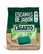 Escamas de Jabón Lagarto Natural 250gr