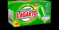 Lavavajillas Lagarto Clásico 40 Unidades