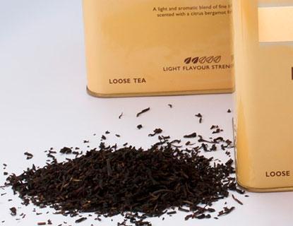 El té como producto de limpieza
