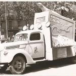 1940 Aprox. - LAGARTO - Fotografía Antigua Camión Promocional