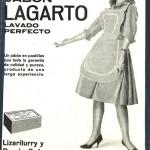 1961 - LAGARTO - Jabón - Anuncio Prensa - SELECCIONES