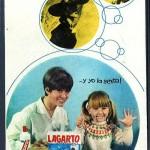 1968 - LAGARTO - Productos y Generaciones - Anuncio Revista Hola
