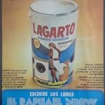 1973 - LAGARTO - Tambor Detergente - Anuncio Prensa Hola