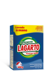 Detergente Lagarto Fuerza Total a Mano 400gr
